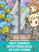 Screenshot 4: Zombies vs. DIY Store