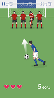 Screenshot 2: Crazy Freekick
