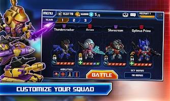 Screenshot 4: TRANSFORMERS: Battle Tactics