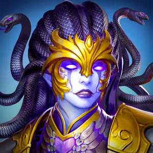 Icon: MythWars & Puzzles: RPG Match 3