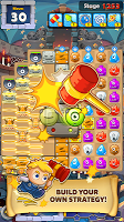 Screenshot 4: MonsterBusters: Match 3 Puzzle