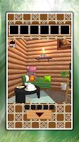 Screenshot 3: 逃出森林中大熊先生的家