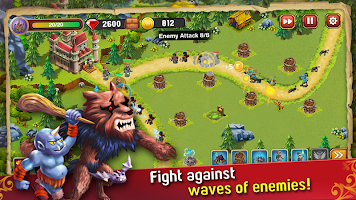 Screenshot 4: Castle Defense: The War Begins