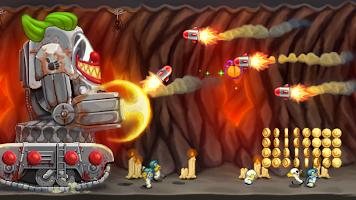 Screenshot 4: 瘋狂噴氣機