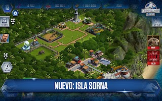 Screenshot 1: Jurassic World™: el juego
