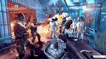 Screenshot 2: UNKILLED - Shooter multijugador de zombis