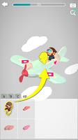 Screenshot 1: 立體塗色
