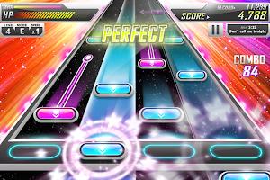 Screenshot 2: 비트 MP3 - 리듬게임