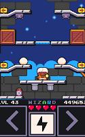 Screenshot 1: Drop Wizard Tower