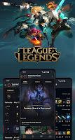 Screenshot 1: League+