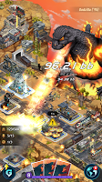 Screenshot 1: Godzilla Defense Force