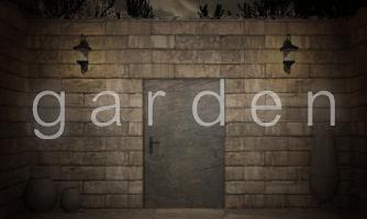 Screenshot 1: 脱出ゲーム garden
