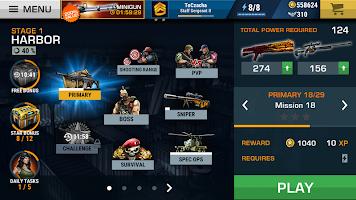 Screenshot 4: Major GUN : War on Terror
