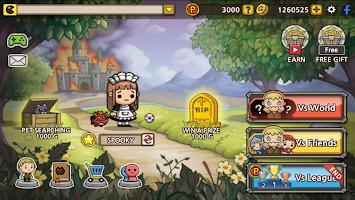 Screenshot 2: Spooky Runner