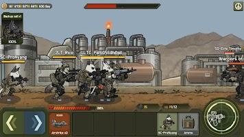 Screenshot 4: 物種戰爭:三角洲
