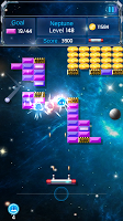 Screenshot 4: Brick Breaker : Space Outlaw