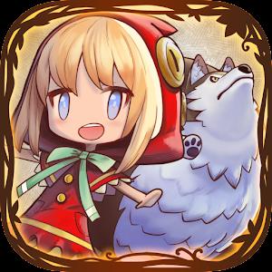 Icon: 滾滾狼和小紅帽~童話世界的跑酷遊戲~