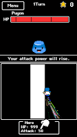 Screenshot 2: Hero of HP1
