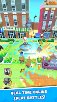 Screenshot 1: Super Splat Dogs: Color Battle Tamagotchi