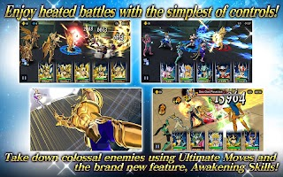 Screenshot 3: Saint Seiya Cosmo Fantasy(Global)