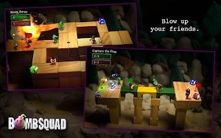 Screenshot 2: BombSquad