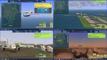 Screenshot 4: 我是航空管制官4