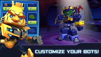 Screenshot 2: Angry Birds Transformers