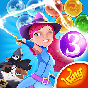 Icon: Bubble Witch 3 Saga