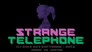 Screenshot 1: Strange Telephone