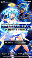 Screenshot 1: beatmania IIDX ULTIMATE MOBILE