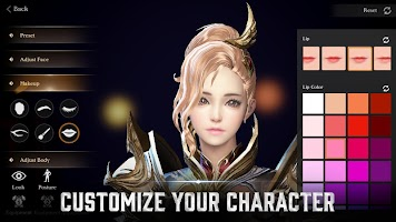 Screenshot 2: 血裔征戰