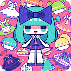 Icon: CustomTiyoko -Dress Up Game-