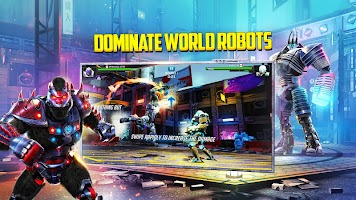 Screenshot 1: World Robot Boxing 2