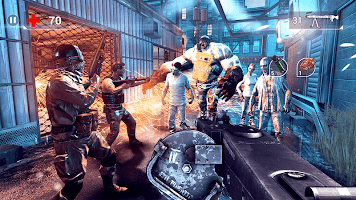 Screenshot 2: 全境危機:都市生存射擊遊戲