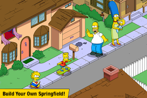 Screenshot 1: The Simpsons™:  Tapped Out