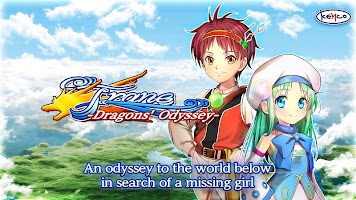 Screenshot 1: RPG Frane: Dragons' Odyssey