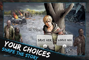 Screenshot 1: Walking Dead: Road to Survival