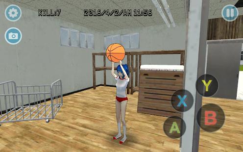 High School Simulator GirlA BT