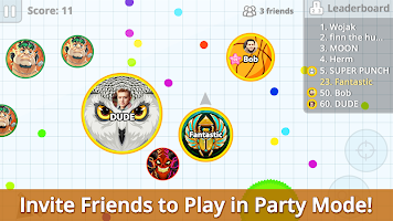 Screenshot 3: Agar.io