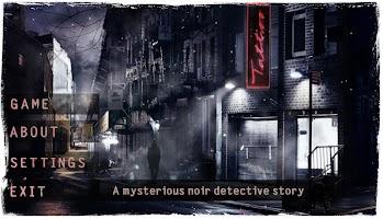 Screenshot 1: New York Noir