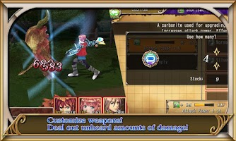 Screenshot 3: RPG Revenant Saga