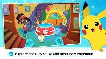 Screenshot 1: Pokémon Playhouse
