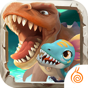 Icon: 我與恐龍