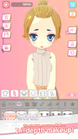 Screenshot 3: Easy Style - 換裝遊戲