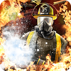 Icon: Courage of Fire