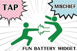 Screenshot 1: Mischief Battery Widget
