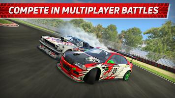 Screenshot 2: CarX Drift Racing