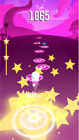 Screenshot 4: Pink Tiles Hop 3D