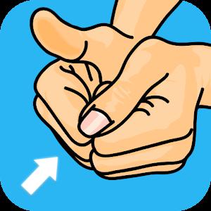 Icon: 指でやるあのゲーム ~暇つぶし親指バトル~