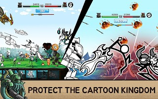 Screenshot 3: Cartoon Wars 3
